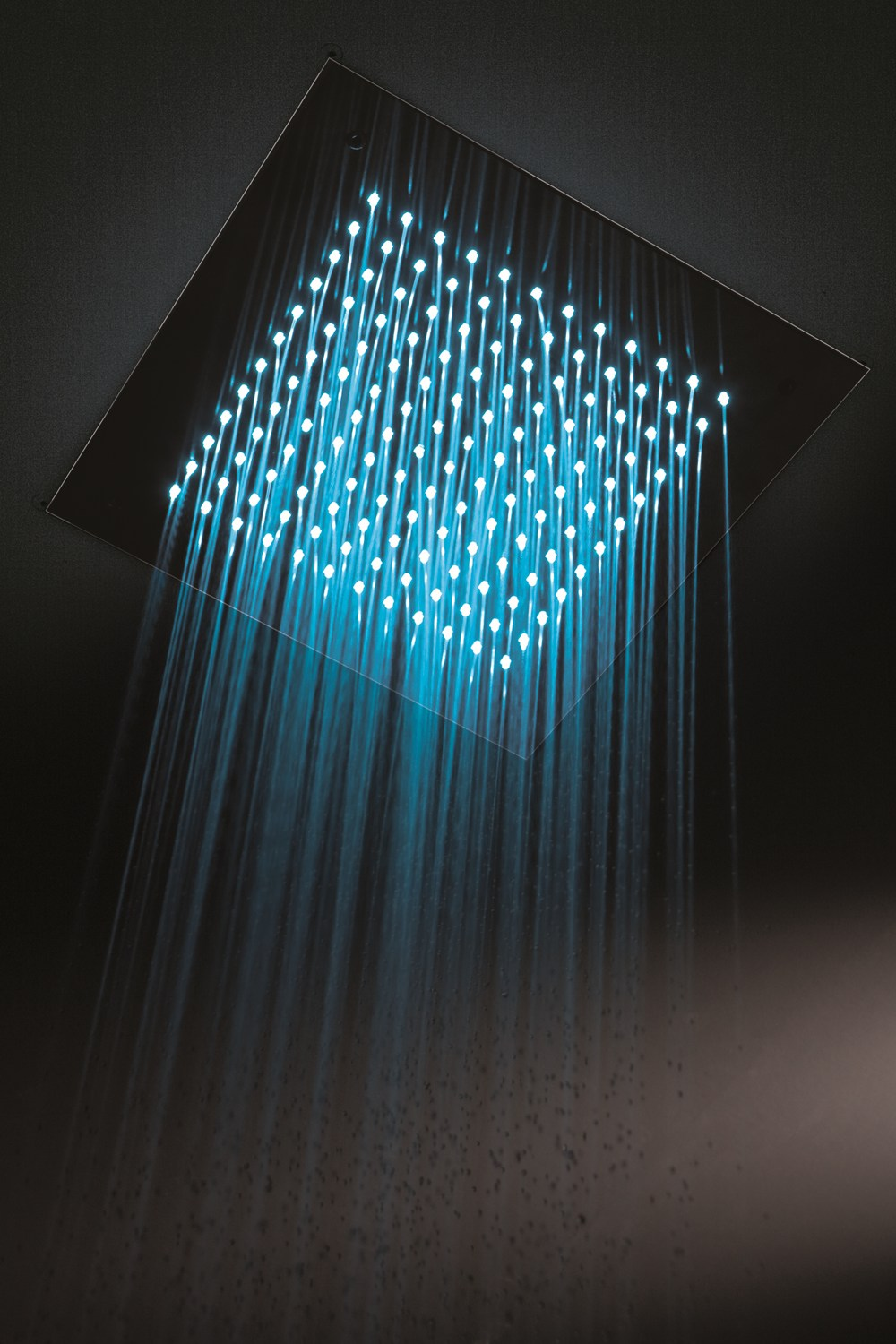 100 Ceiling Tile Shower Head Traditional Master Bathroom