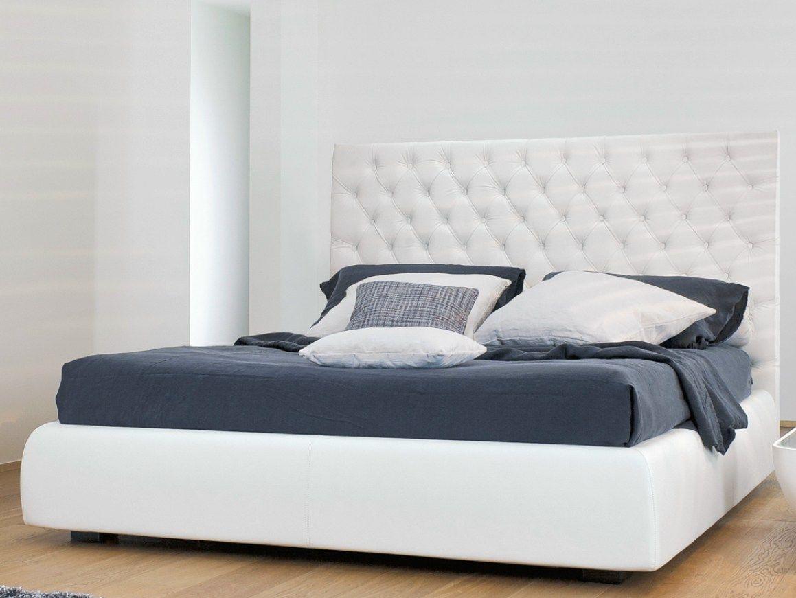 Doppelbett Mit Hohem Kopfteil BUTTONDREAM By Bonaldo