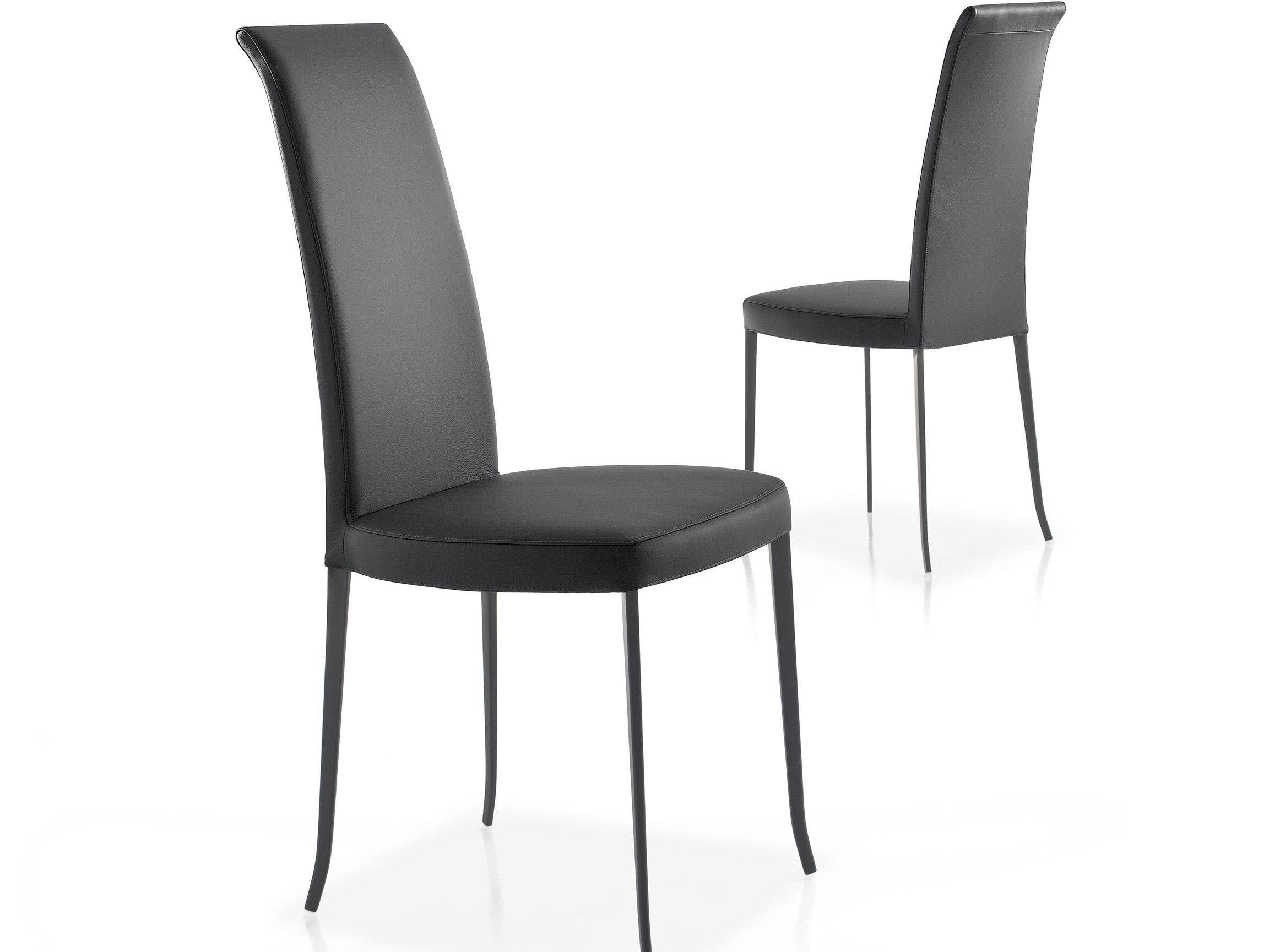 high back upholstered chair ballerina by bonaldo design james br nte. Black Bedroom Furniture Sets. Home Design Ideas
