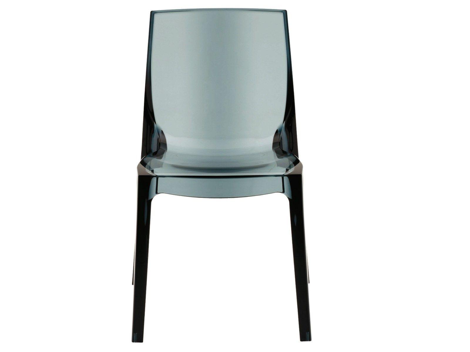 Marilyn chaise en polycarbonate by vela arredamenti design studio progettazio - Chaise en polycarbonate ...