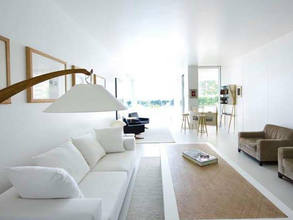 rev tement de sol mur cologique progetto by oltremateria by ecomat. Black Bedroom Furniture Sets. Home Design Ideas