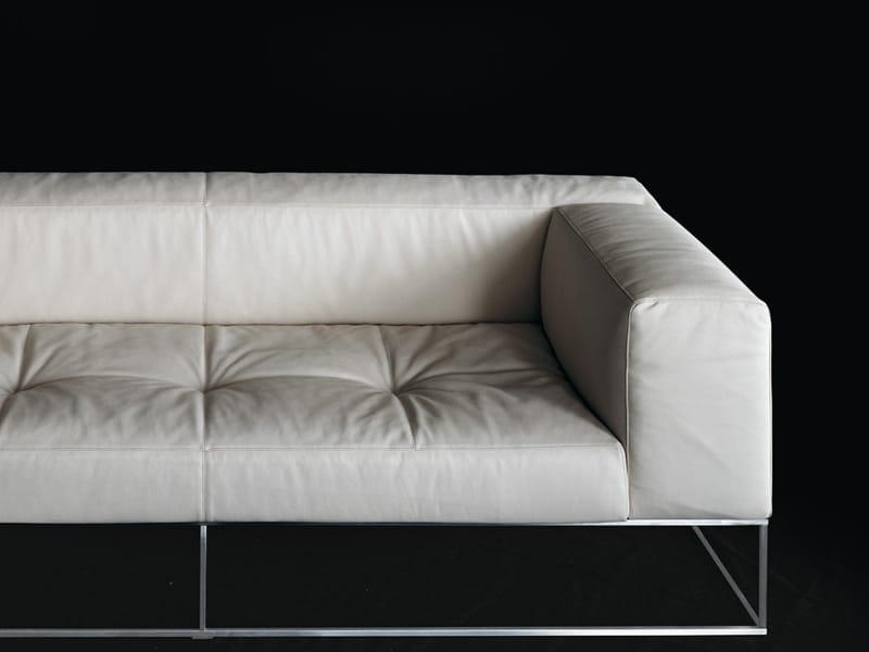 Divano sfoderabile collezione ile club by living divani design piero lissoni - Divano design offerta ...