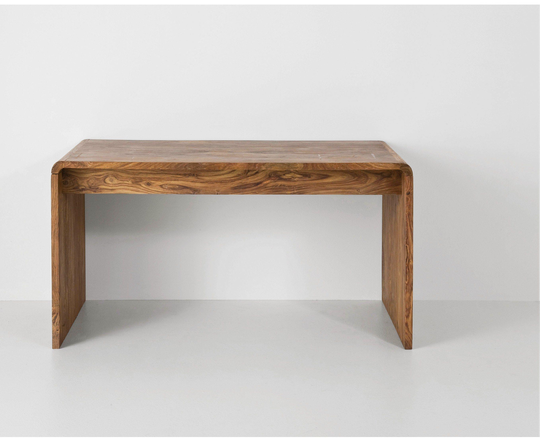 Scrivania in legno con cassetti authentico by kare design - Scrivania design ...