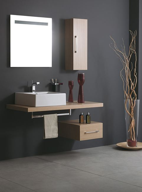 system waschtisch aus holz by la bottega di mastro fiore. Black Bedroom Furniture Sets. Home Design Ideas
