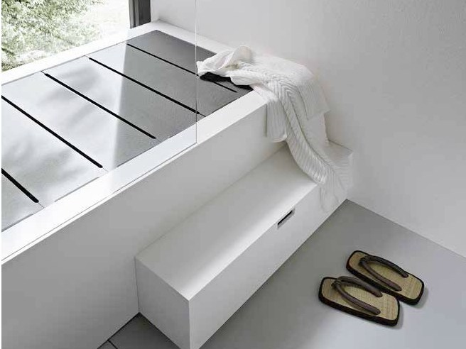 UNICO  Vasca da bagno By Rexa Design