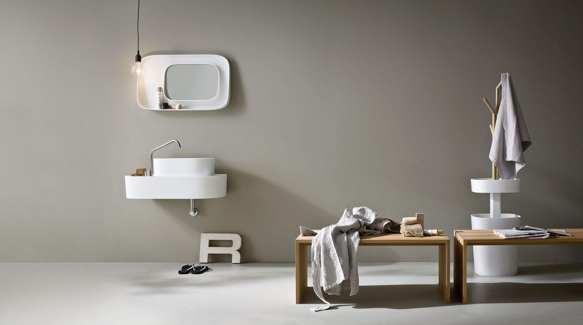 Fonte portabiancheria by rexa design for Prodotti design