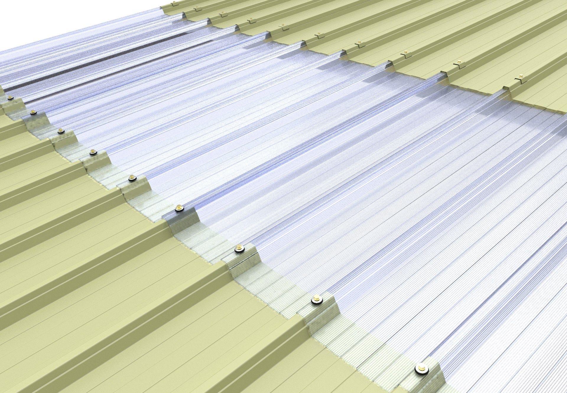 Polycarbonate sheet tegoplus by for Plaque en polycarbonate transparente