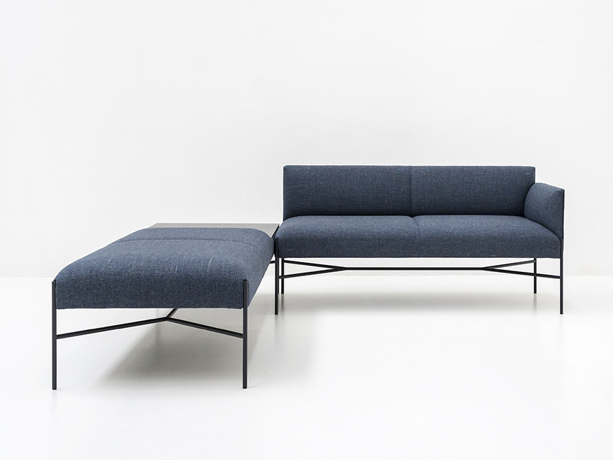 Chill out sectional sofa by tacchini italia forniture for Sofa chill out exterior