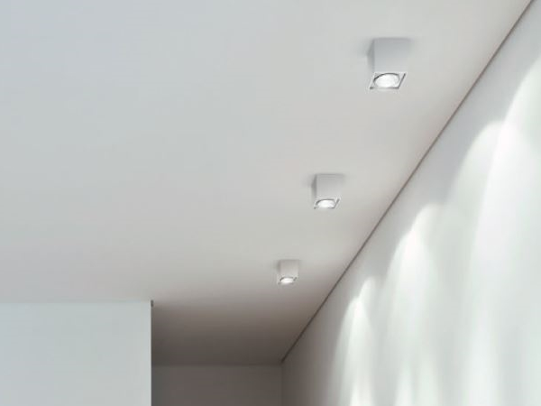 TWO Lampada da soffitto by PANZERI design Team Design