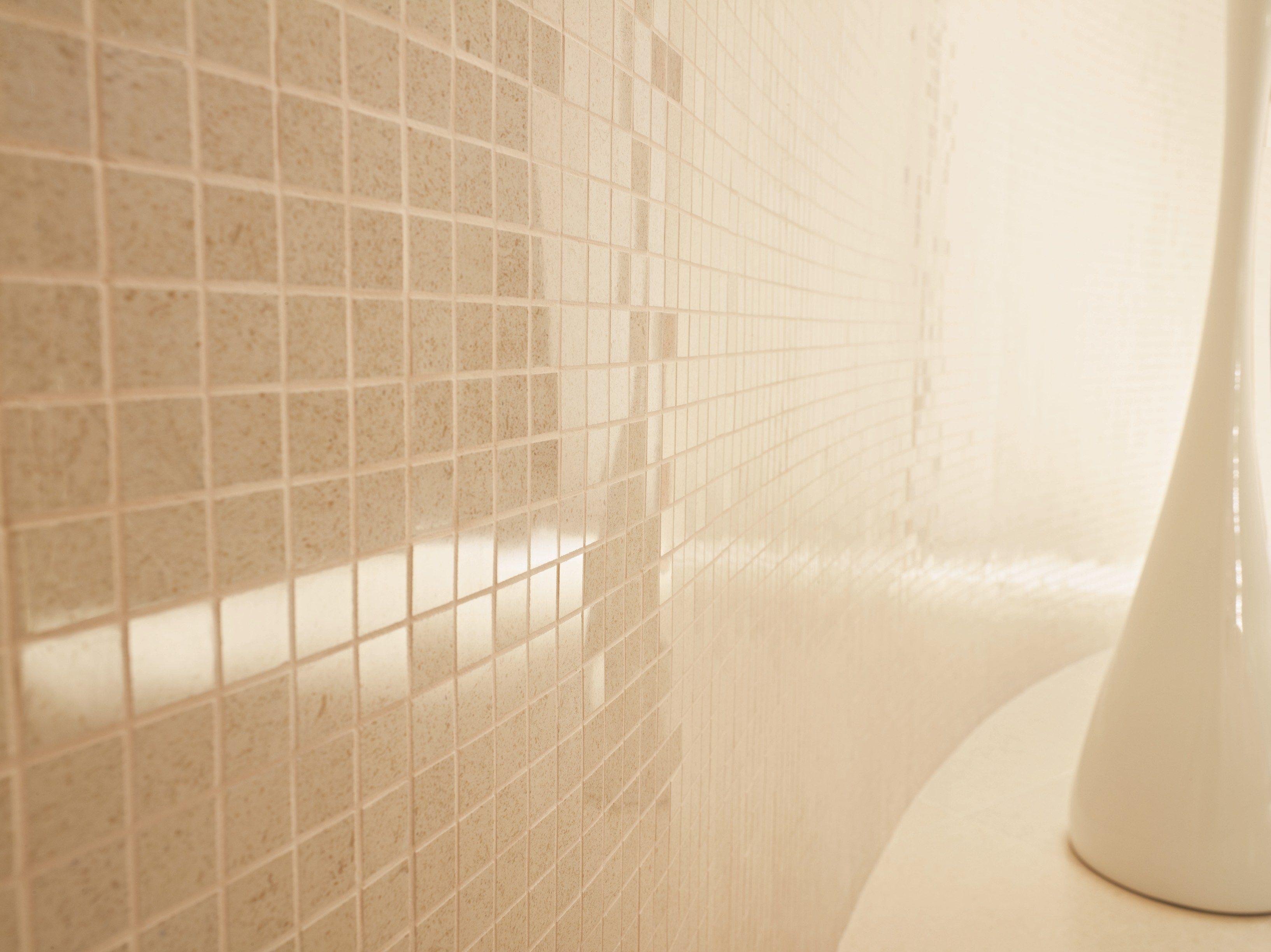 mosaico in gres porcellanato smaltato plaza collezione. Black Bedroom Furniture Sets. Home Design Ideas