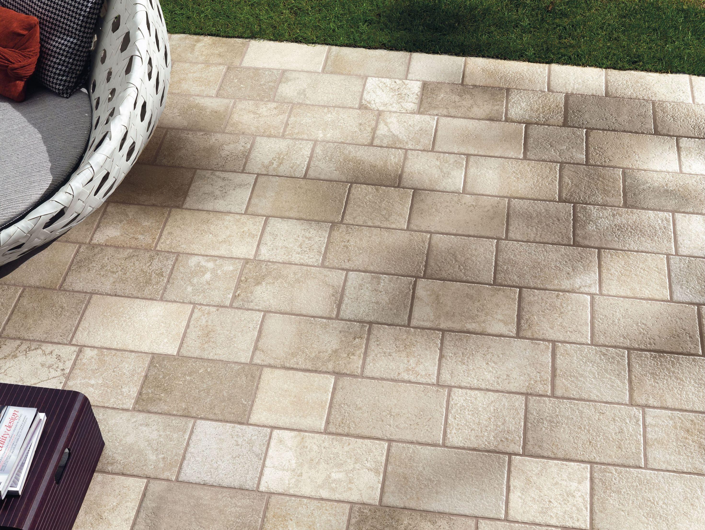 Buxstone baldosas de exterior by panaria ceramica - Baldosas para exteriores ...