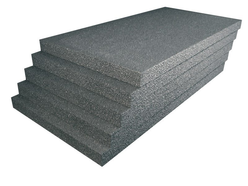 Eps Insulation Panels : Graphite enhanced eps thermal insulation panel by edinet