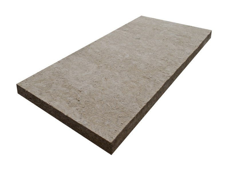 Rock Wool Thermal Insulation Panel By Edinet