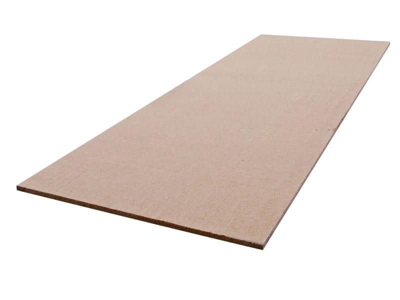 Panel aislante t rmico de fibra de madera by edinet - Corcho aislante termico ...
