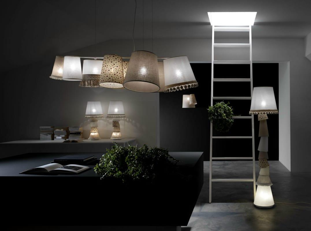 Marg lampada a sospensione by karman design matteo ugolini for Lampade a sospensione