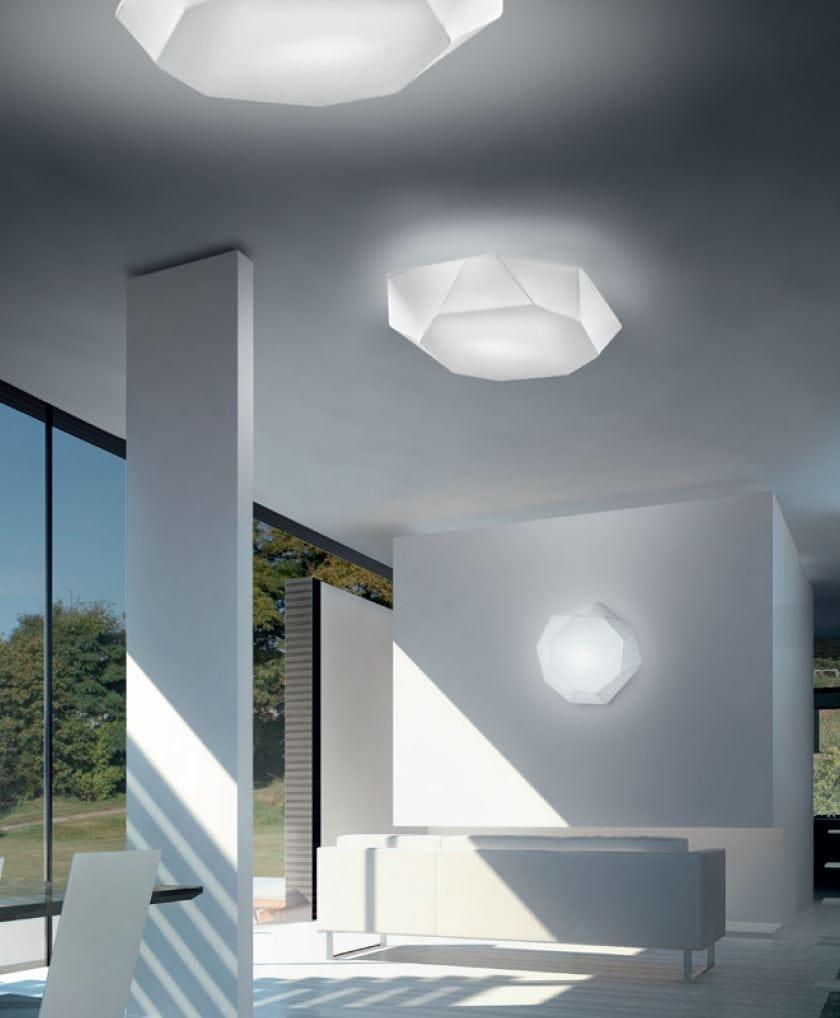 viki deckenleuchte by panzeri design team design. Black Bedroom Furniture Sets. Home Design Ideas