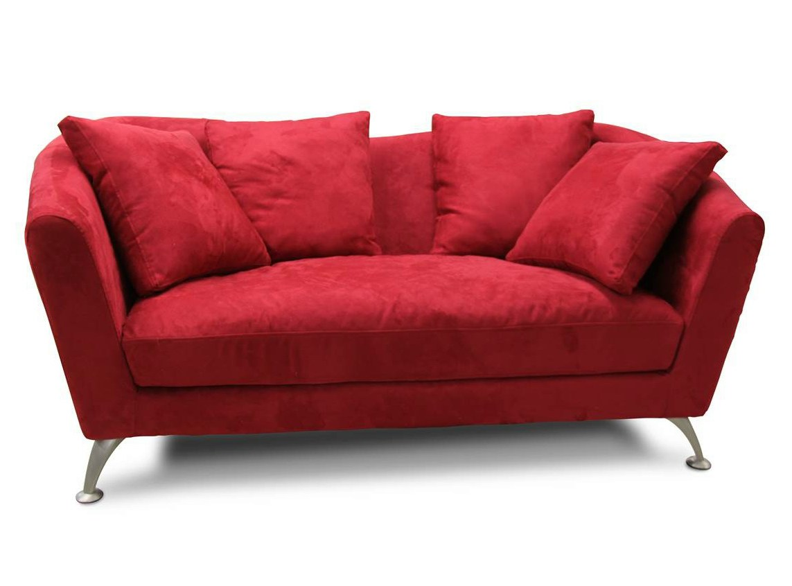 Myrrhe 2 seater sofa by collection maison design arielle d - Sofas para salones pequenos ...