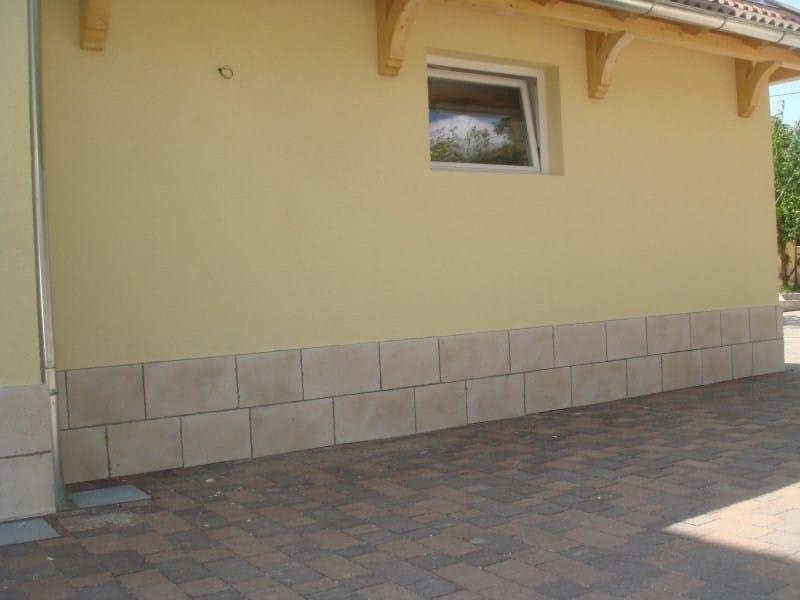 Dordogne revestimiento de fachada piedra artificial by sas - Fachadas de piedra artificial ...