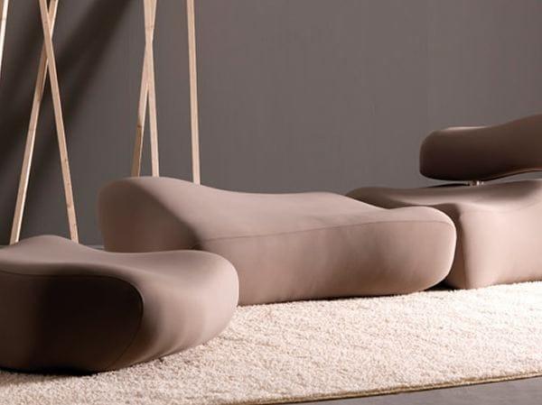 Pouf Dormeuse Morfo : Morfo dormeuse by esedra prospettive design fabrizio batoni