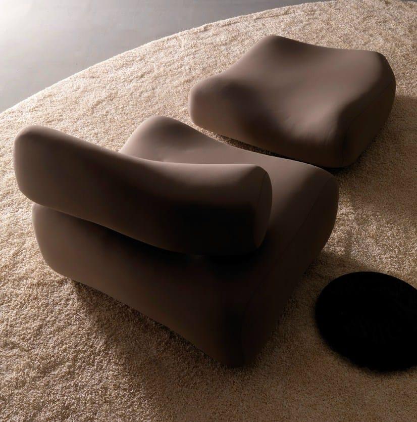 Pouf Dormeuse Morfo : Morfo pouf by esedra prospettive design fabrizio batoni