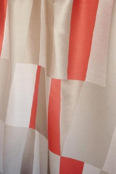 tissu carreaux multicouleur en polyester tipi by lelievre. Black Bedroom Furniture Sets. Home Design Ideas