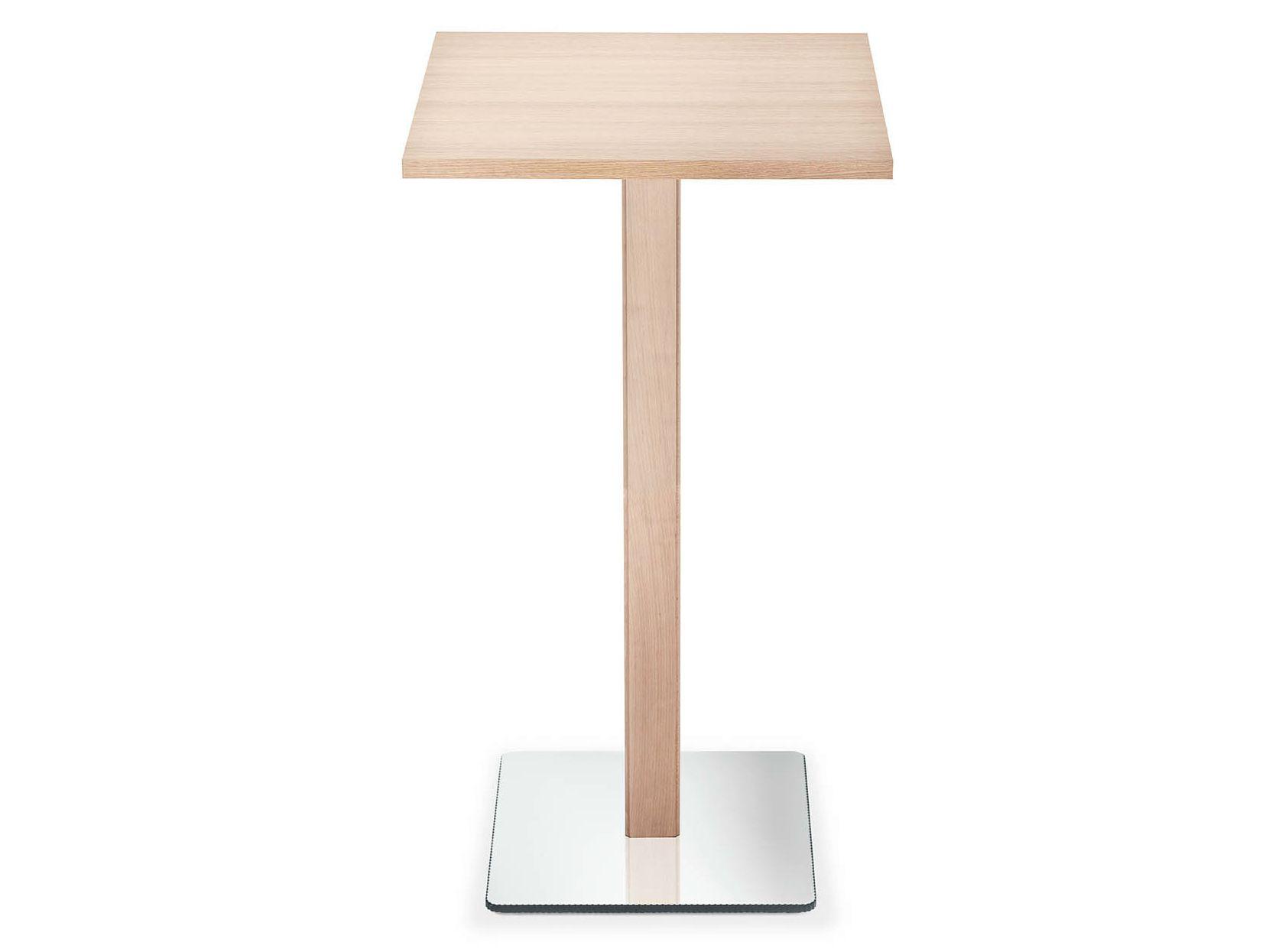 Tavolo alto in legno COMPOSIT  Tavolo alto - Midj
