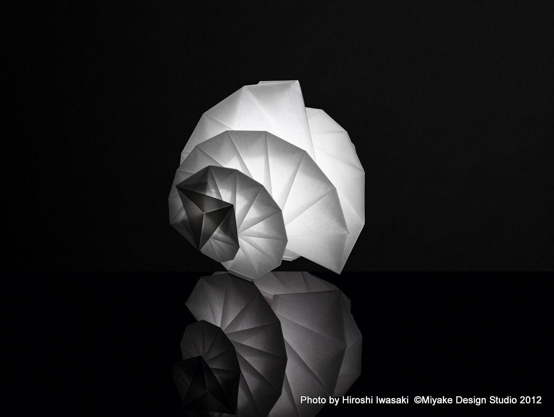 table lamp floor lamp mendori mini by artemide design issey miyake. Black Bedroom Furniture Sets. Home Design Ideas