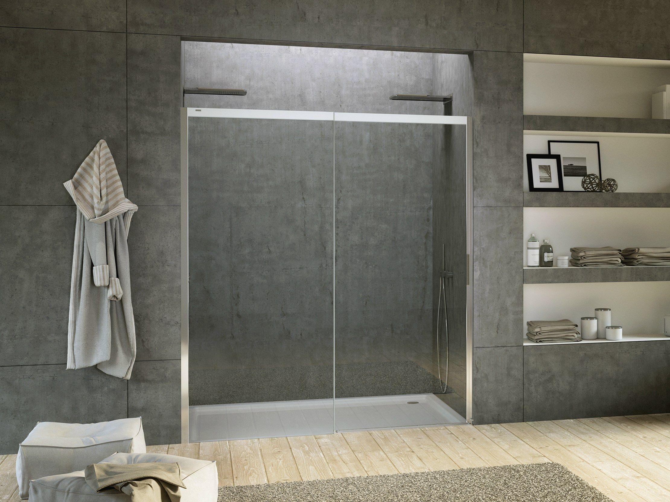 Glast?r Dusche Nische : Shower Cabin
