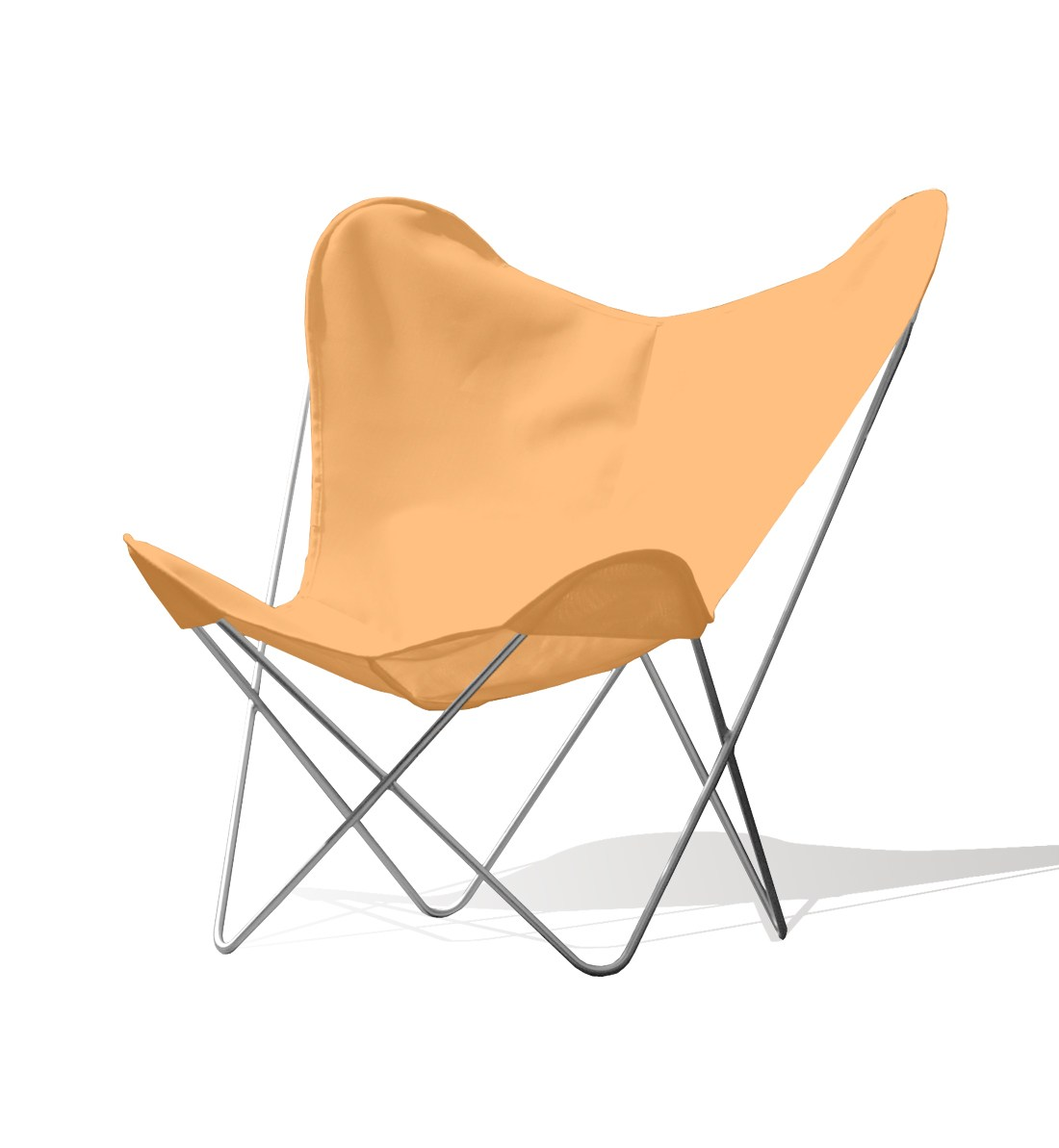 Hardoy Butterfly Chair. hardoy butterfly chair original leather ...