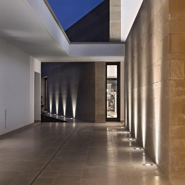 Illuminazione Incasso A Terra: Alberi led moderno luci da incasso a terra e pozzetto other.