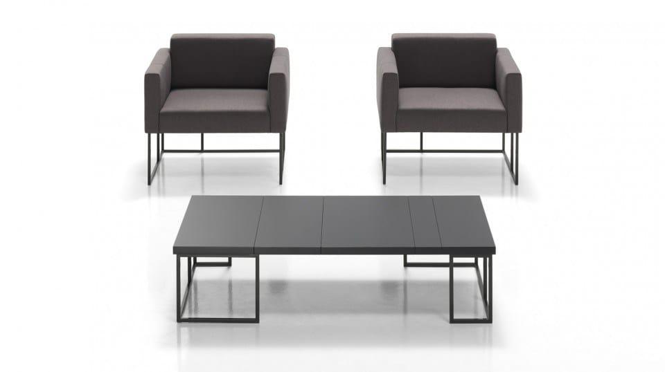 ELEMENTS Tavolino by Inclass Mobles design Ramón Esteve