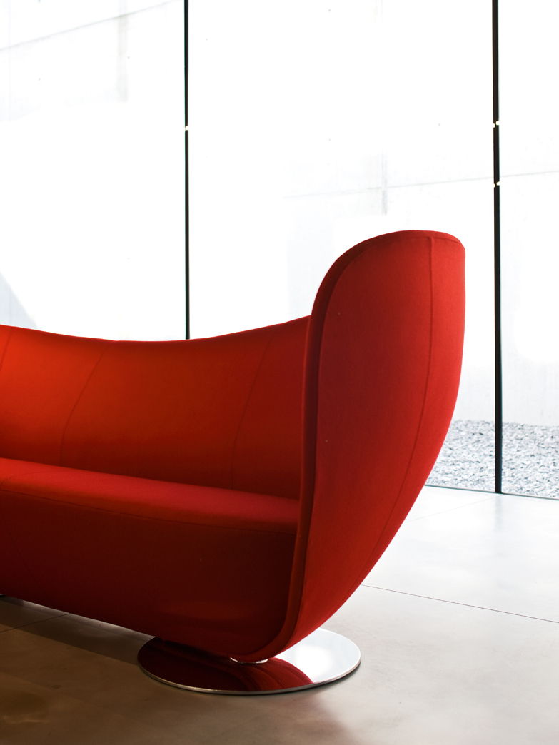Mon Coeur Sofa By La Cividina Design Peter Harvey