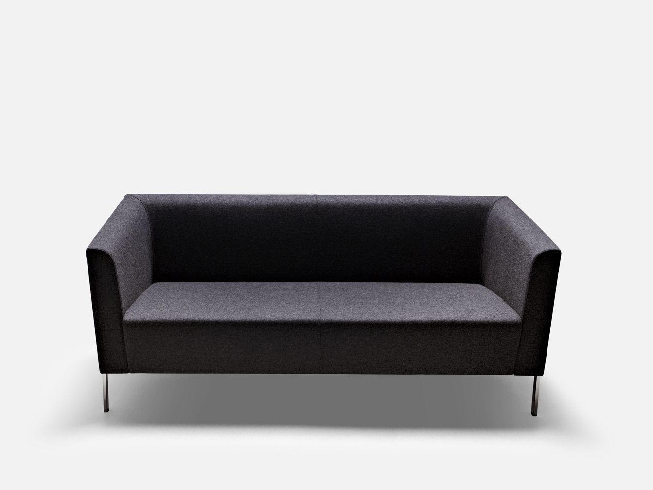 Divano in tessuto per contract collezione holiday by la - Prodotti per pulire il divano in tessuto ...