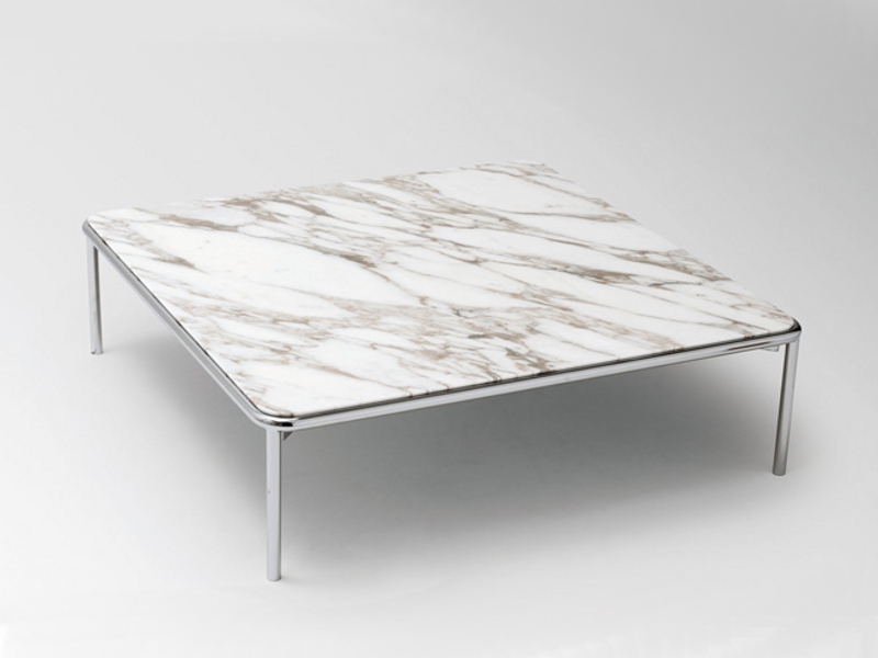Up Square Coffee Table By La Cividina Design Luca Botto