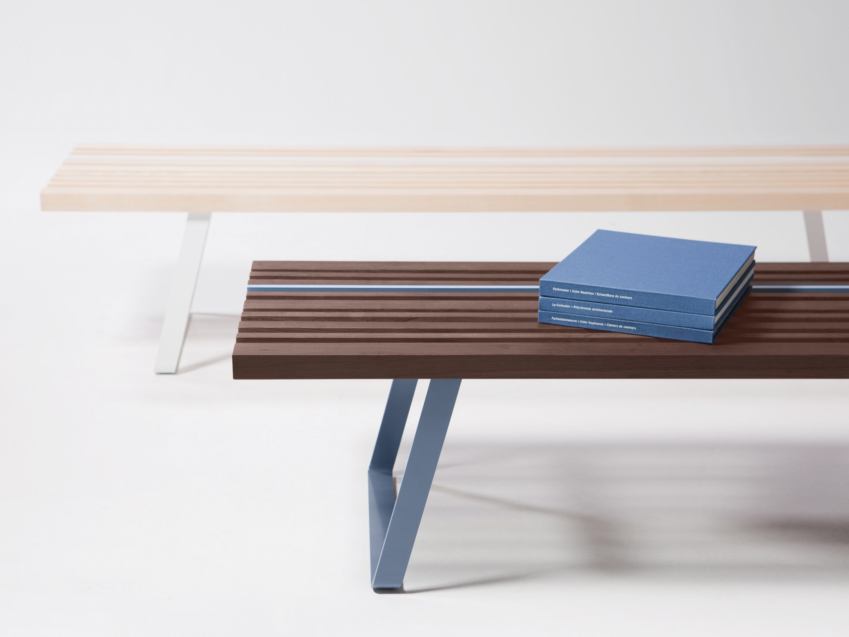 Belle Table Basse Contemporaine ~ Banc  Table Basse En Fr?ne LINE BENCH By La Cividina Design Luca