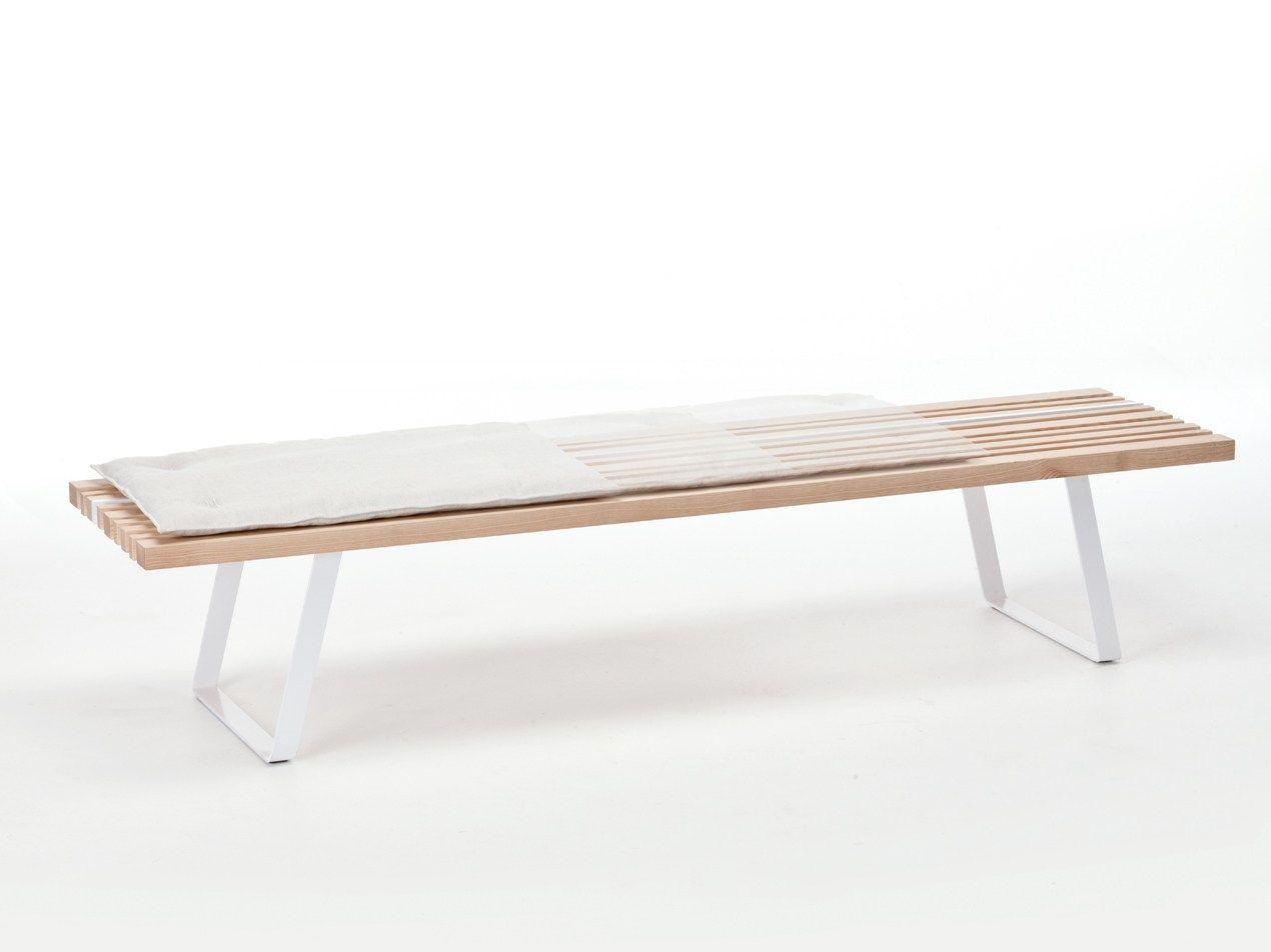 Transformer Table Basse En Banc ~ Banc  Table Basse En Fr?ne LINE BENCH By La Cividina Design Luca