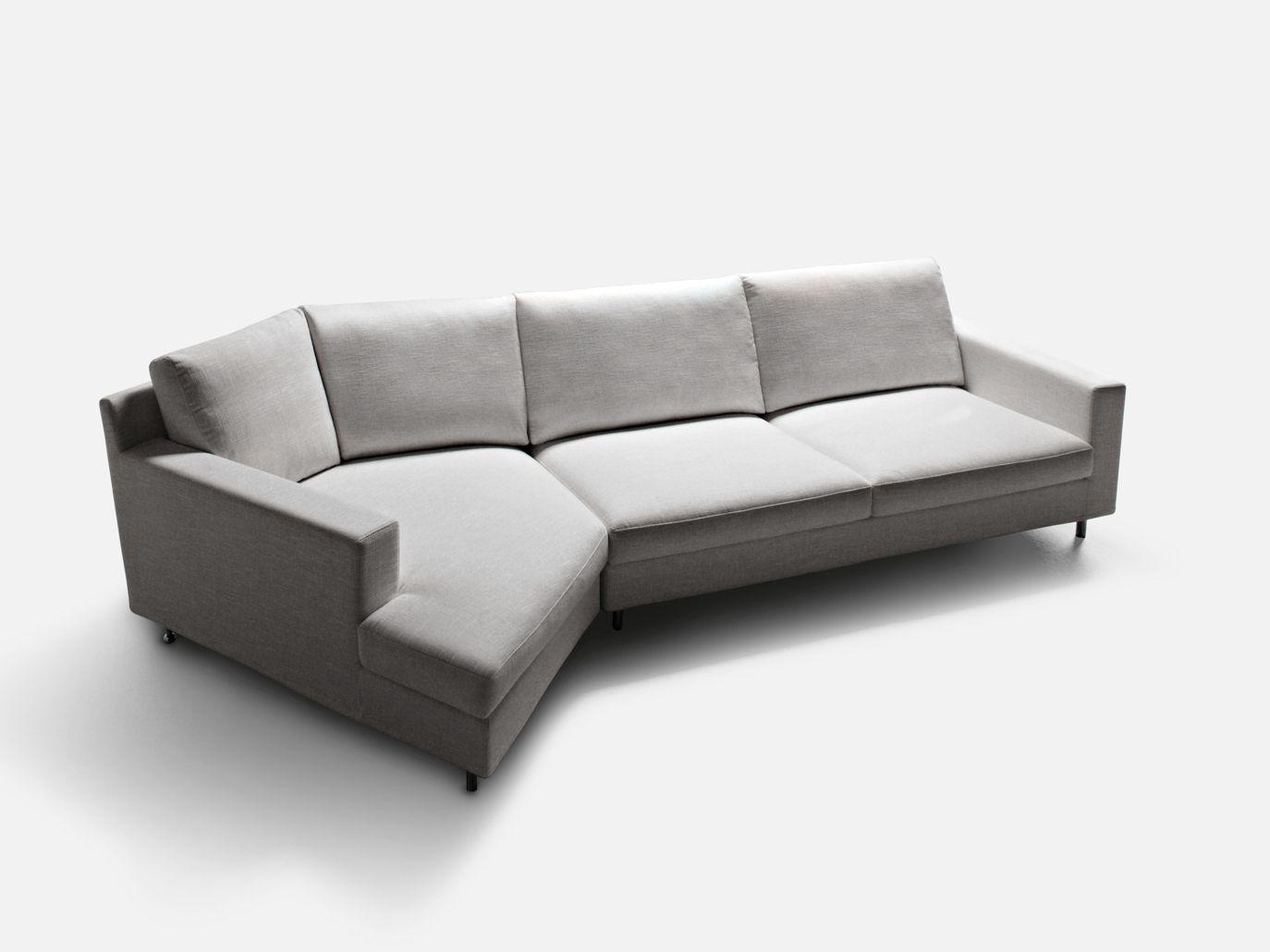 Manhattan divano angolare by la cividina design fulvio bulfoni - Divano componibile angolare ...