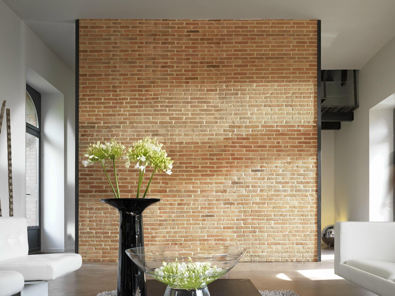 rev tement mural en pierre reconstitu e brique by orsol. Black Bedroom Furniture Sets. Home Design Ideas