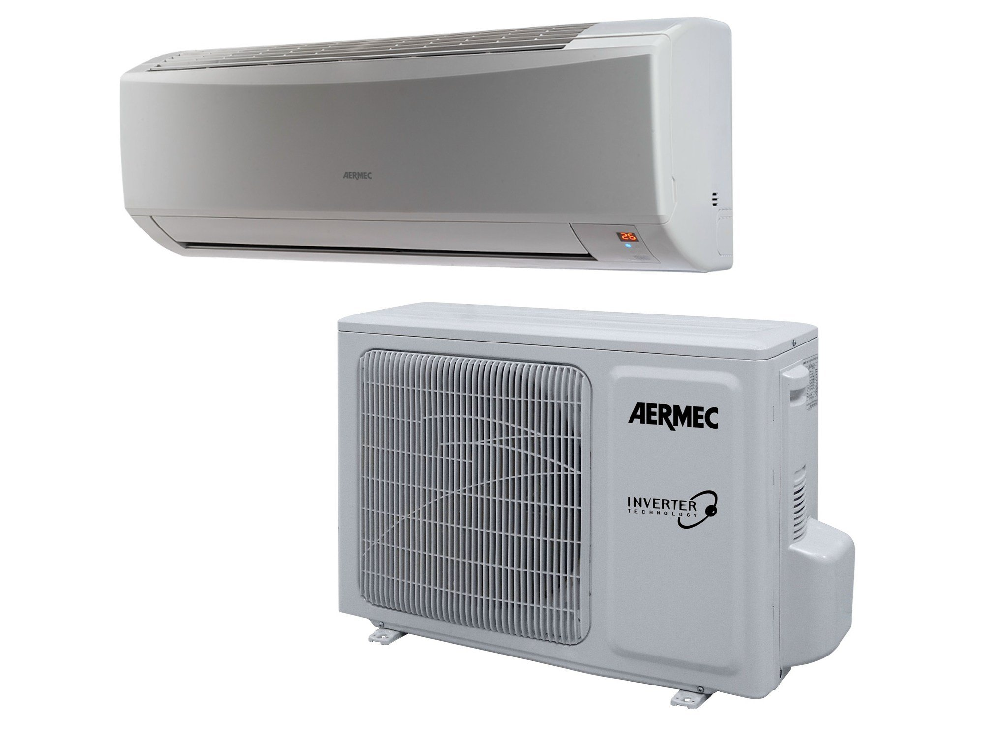 Split inverter air conditioner SI by AERMEC #5E666D