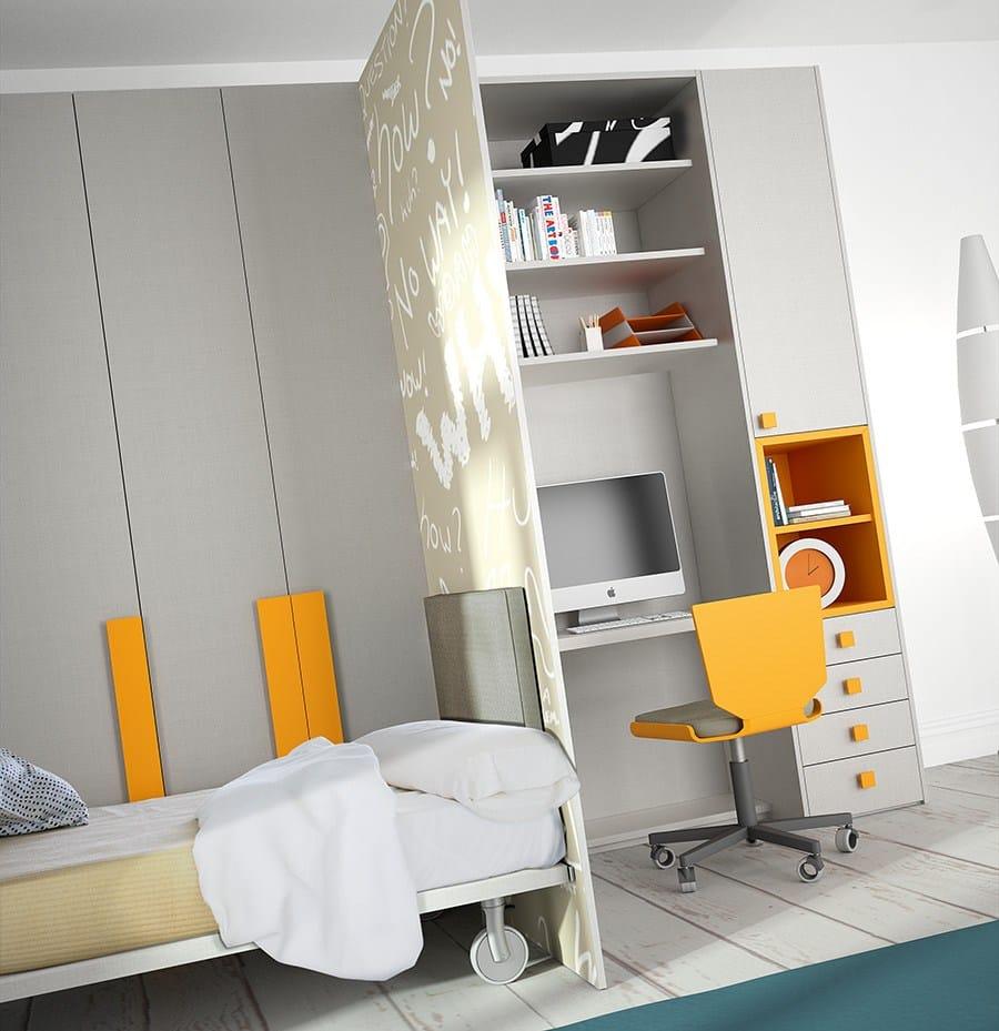 Schlafzimmer f r jugendliche tiramolla 116 by tumidei for Jugendliche schlafzimmer