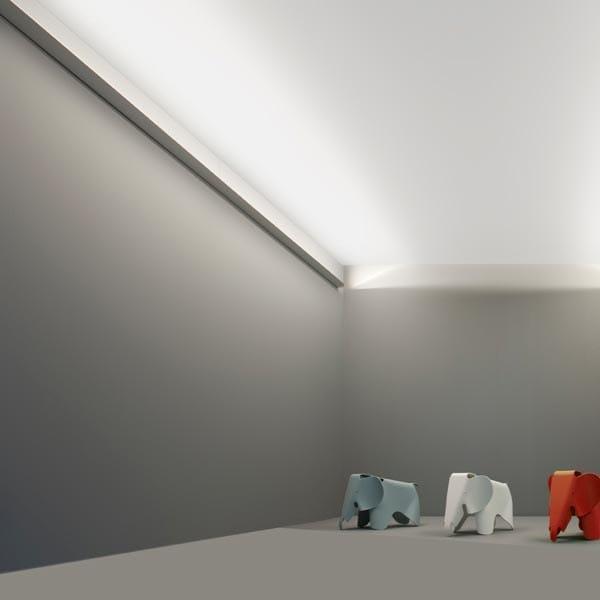 Aluminium Led Light Bar Thin Led By Flos Design Metis Lighting