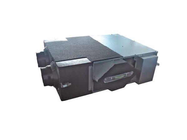 unit de r cup ration de chaleur avec changeur. Black Bedroom Furniture Sets. Home Design Ideas