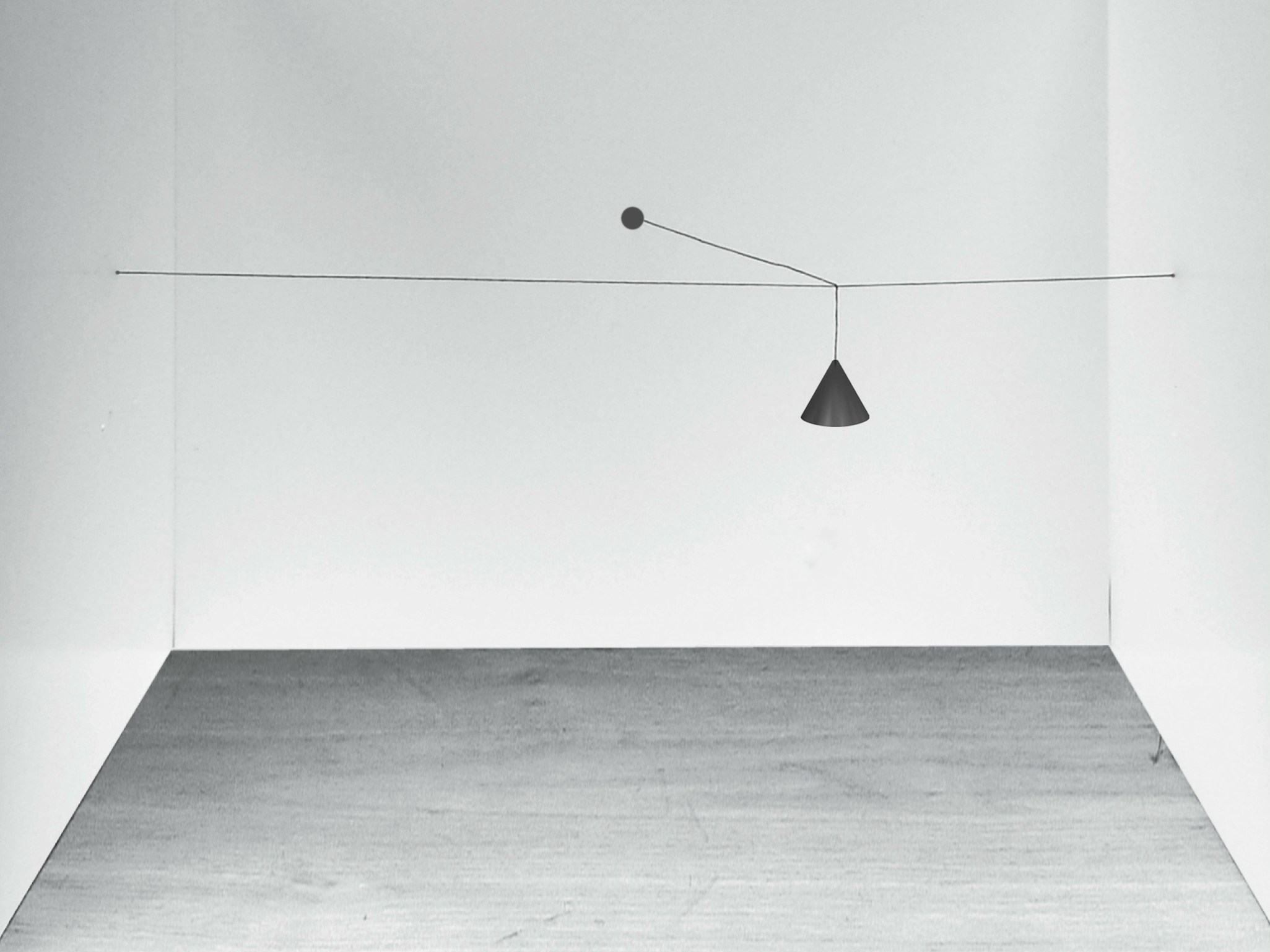 Lampada a sospensione a led string lights by flos design for Lampada flos sospensione