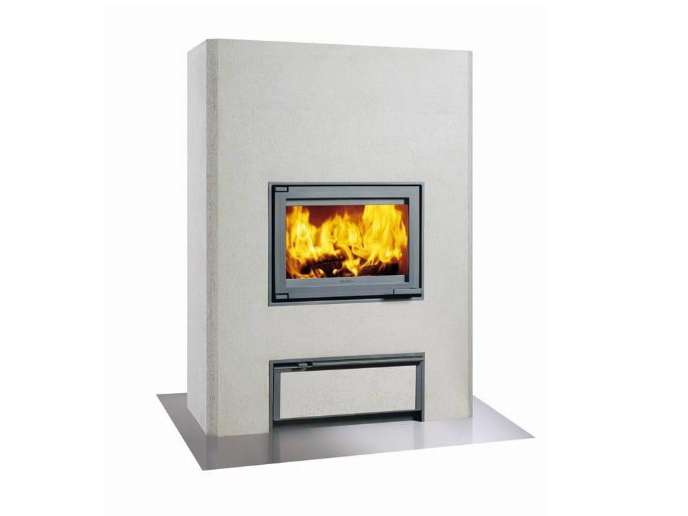 Estufa de piedra con acumulaci n de calor parna by tulikivi - Estufa de calor ...