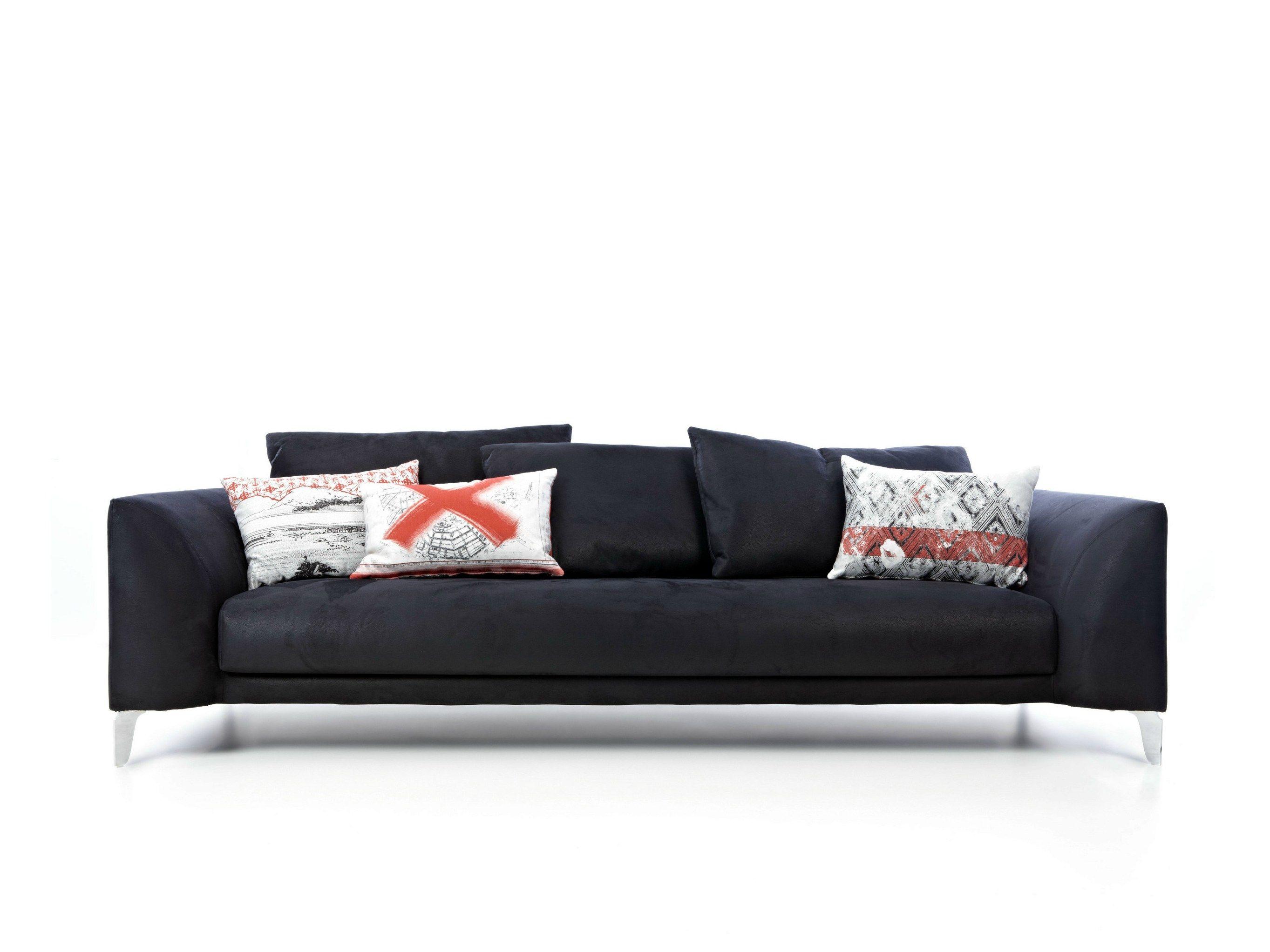 Divano sfoderabile a 4 posti canvas sofa by moooi design for Divano sfoderabile