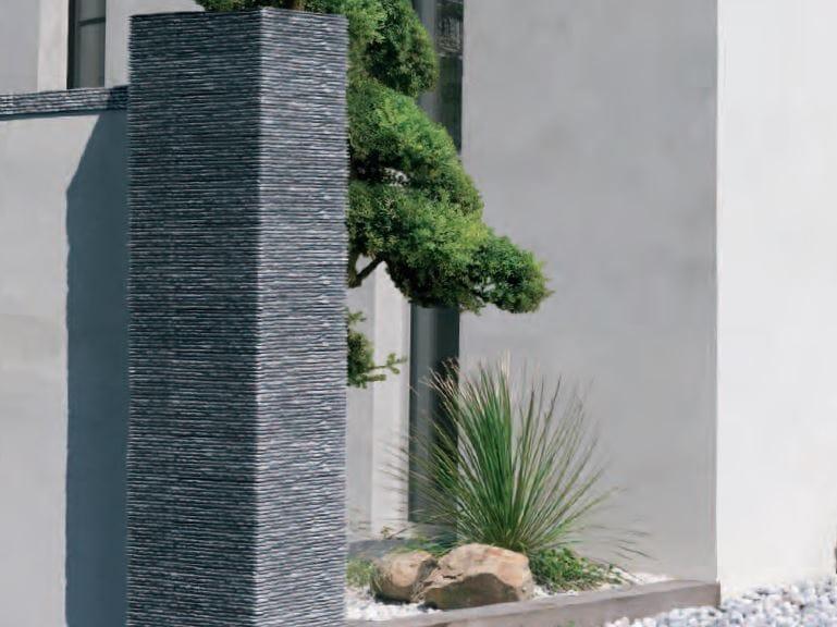 pilier de portail cisel by orsol. Black Bedroom Furniture Sets. Home Design Ideas