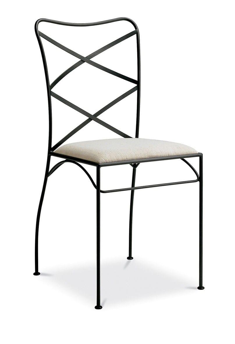 Mara sedia by cantori for Modelos de sillas de hierro