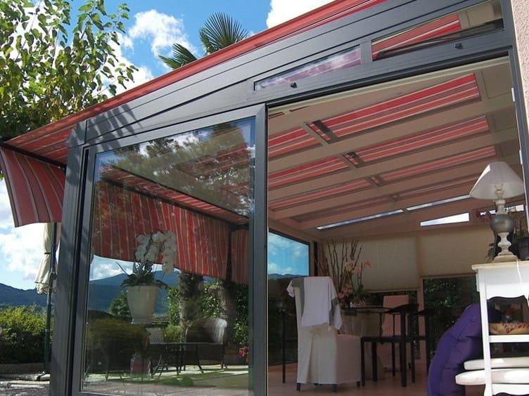 fr 2000 fr 5000 techo para jardines de invierno by frubau