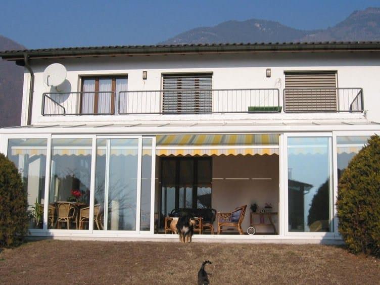 Auvent De Terrasse En Aluminium Dans Barnum Pergola Et Tonnelle