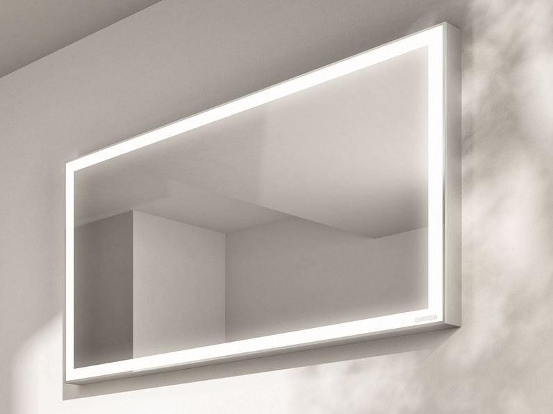 Cubik miroir pour salle de bain by ideagroup - Miroir grossissant salle de bain ...